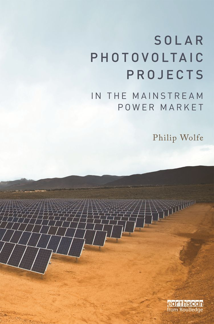 Cover of Photovoltaics Projects book
